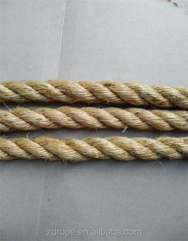 High Quality Natural Color 3 Strand Twisted Sisal Rope For Sales - Buy  Sisal Rope,Sisal Rope Price,Sisal Rope Making Machine Product on Alibaba com