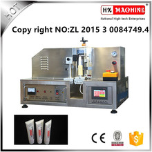 New Arrive PLC Manual Tube Sealing Machine For Plastic Tube HX-007