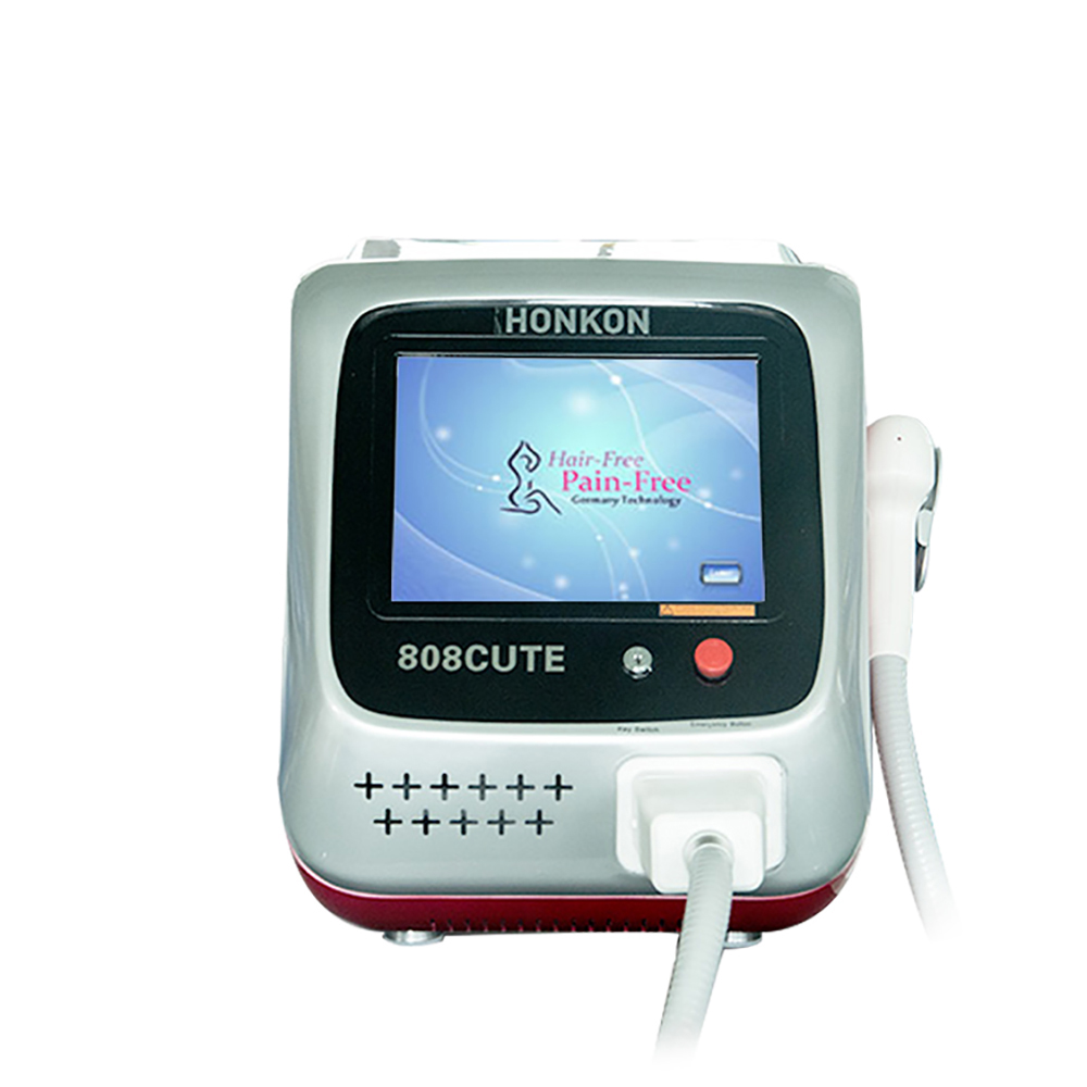 Professionele Ontharing 808nm Diode Laser