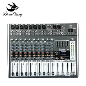 2017 sound system equipments digital mixer mixing console