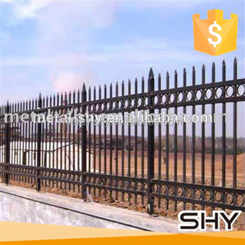 Simple Fence Design Simple cheap wrought iron grill fence design buy fence designs simple cheap wrought iron grill fence design workwithnaturefo