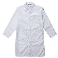 Grid Polyester Carbon Fiber Antistatic Clothes