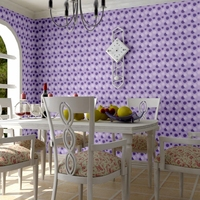 Hot Sale Home Decoration Colorful Design Wallpaper Factory In China