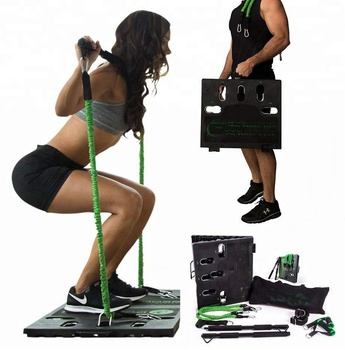 Hot Sale Amazon Home Fitness Equipment Gym , Multi Gym Body Building Equipment