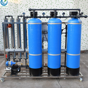 1000lph reverse osmosis water purification system/Reverse Osmosis System Price/price of mineral water plant