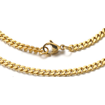 Fashion Wholesale New Gold Chain Design Girls