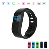 Latest step calories counter heart rate monitor blood pressure smart bracelet