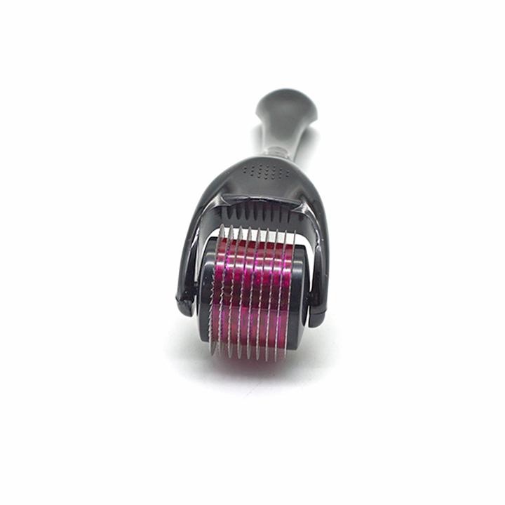 Skin needling titanium 540 needles microneedle derma roller 0.5mm