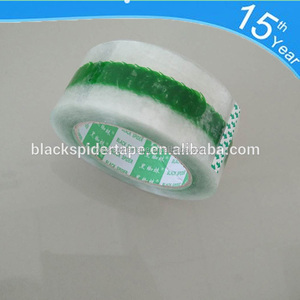 Black Spider Brand hot selling hand use bopp colorful packaging tape
