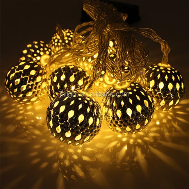 10 balls moroccan solar string lanterns christmas tree indoor 10 balls moroccan solar string lanterns christmas tree indoor outdoor lighting balls led solar outdoor aloadofball Images