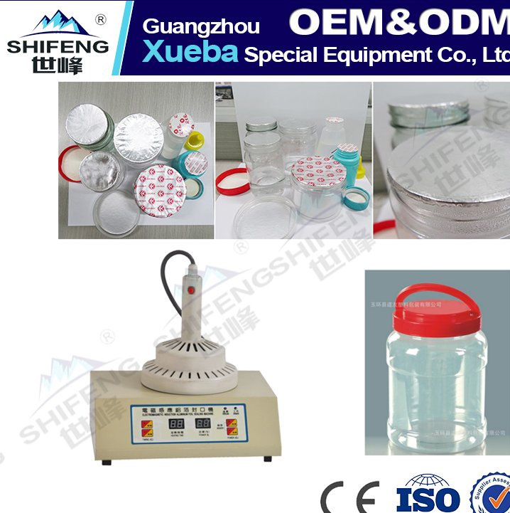 Hand-held Induction Sealing Machine, Manual Induction Sealer for bottle