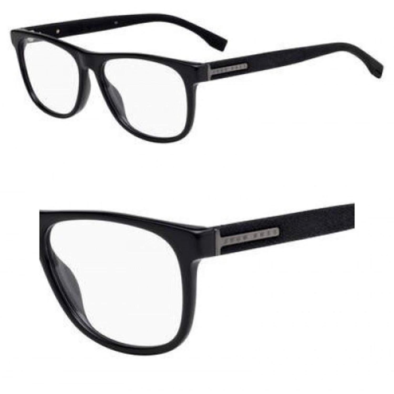 Eyeglasses Boss Black 985 0003 Matte