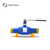 JKTL Chinese factory supplier high pressure stainless ansi class 600 1pcs v ball valves dn 32