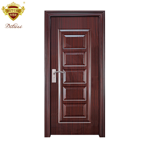 High quality cold-rolled cheap turkey steel door JHB140