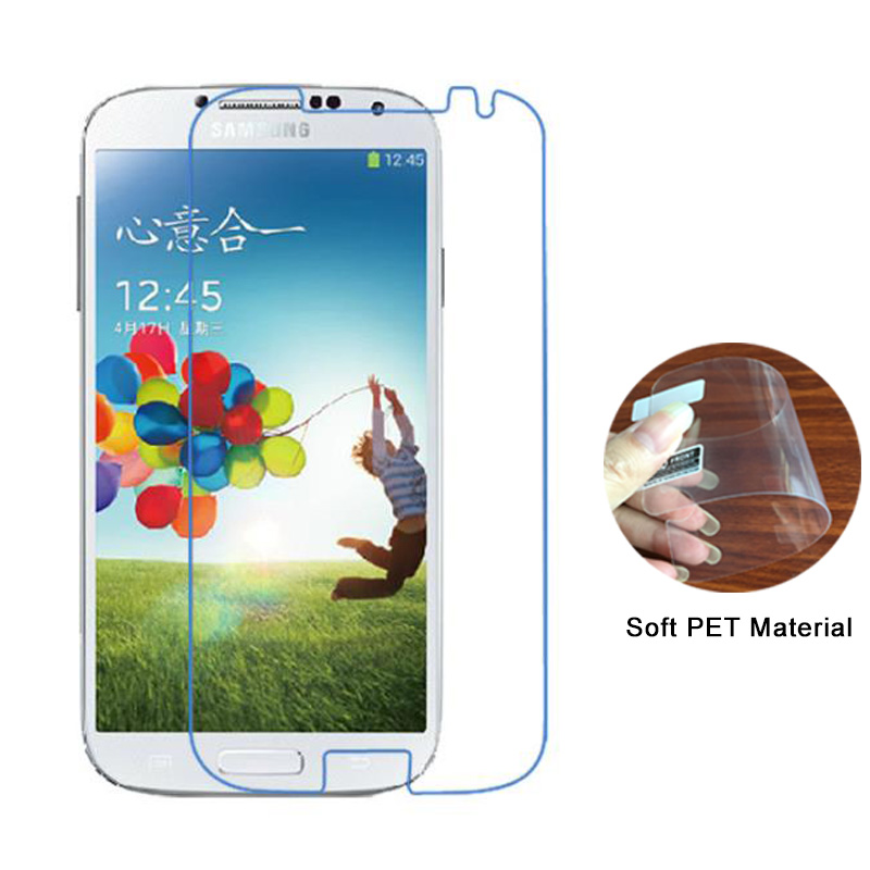 Ultra Clear Matte Nano Anti-Explosion Screen Protector Guard Protective Films For Samsung Galaxy S4 I9500
