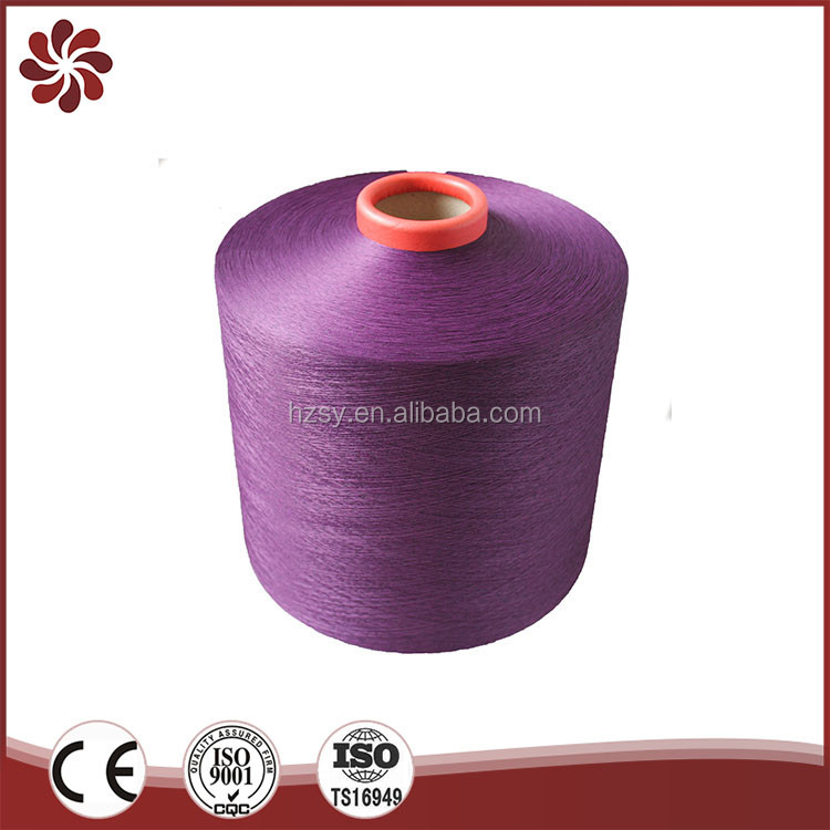 Fashion High Tenacity Low Shrinkage Dty Polyester Yarn