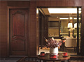 Custom interior door french door burma teak wood door design