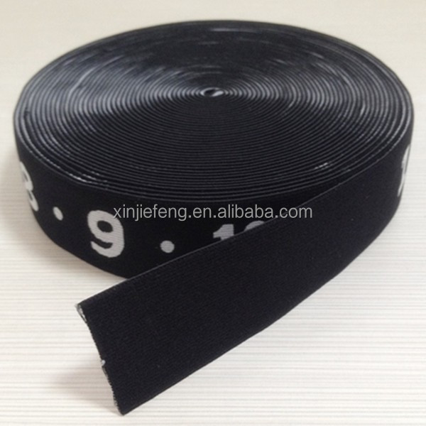 fashion elastic band for underwear/garment