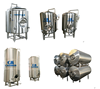 ss 316 conical beer fermenter tank stainless steel microbrewery beer system