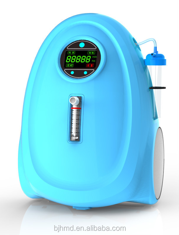 1L/min small CE approved cheap price home use portable oxygen concentrator
