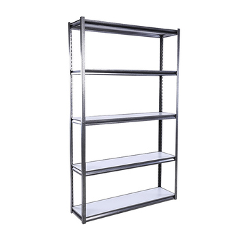 Corrosion Protection adjustable boltless steel Shelving