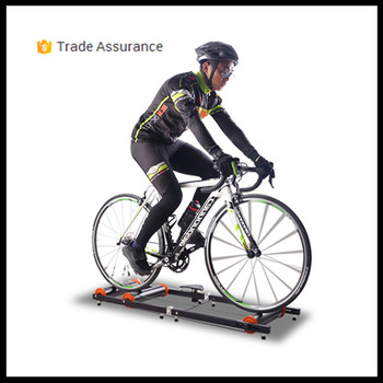 Indoor Bicycle Cycling Parabolic Roller Trainer Indoor Bike
