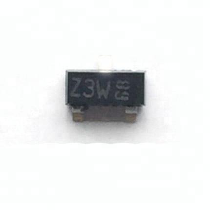 BZX84-C5V6 SMD 5.6 V 250 mW Diodo Zener Chip