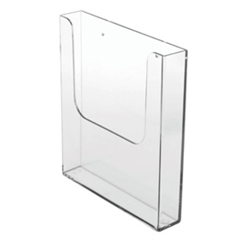 Hottest Selling Wall Mount Acrylic A4 Paper Holder Buy