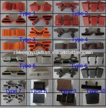 Einzel Lamellen Festbettrahmen Lamellenbett Bettlamellen Kunststoffkappen