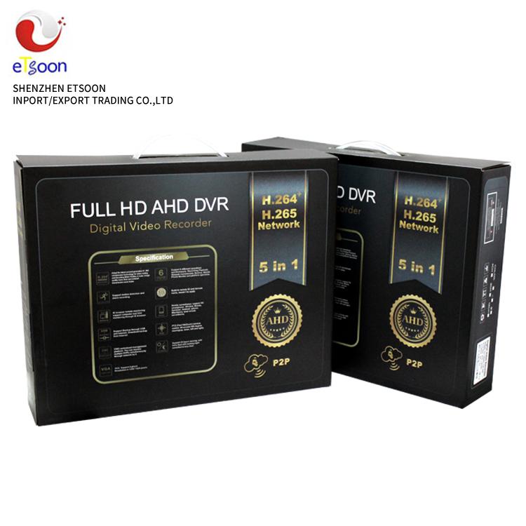 4 canali 1080N 5 in 1 AHD DVR Commercio All'ingrosso CCTV H.264 AHD DVR