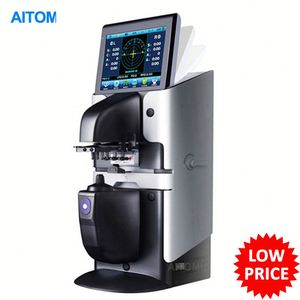Touch Screen Auto Lensmeter With Low Price Optometry Automatic Lesometer  Ophthalmic Equipment Shanghai