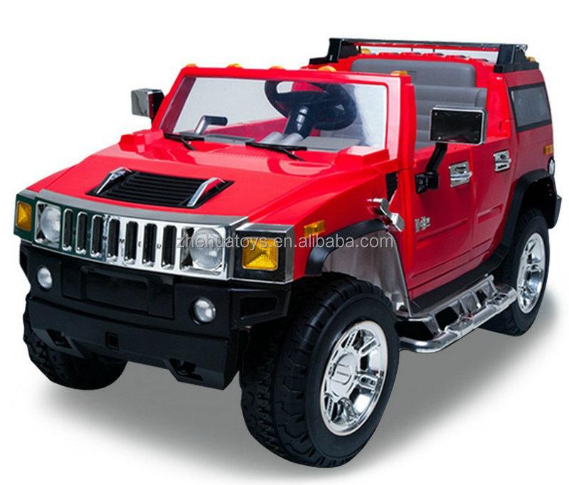 1206 Hummer H2 Licensed Car 12v Baby Toys Kids Ride On Car Electric