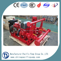 Booster Fire System,Horizontal End Suction Fire Pump Set