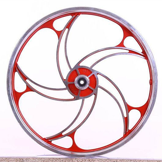 16inch Bicycle integrated aluminum alloy rim/freestyle wheel for sale