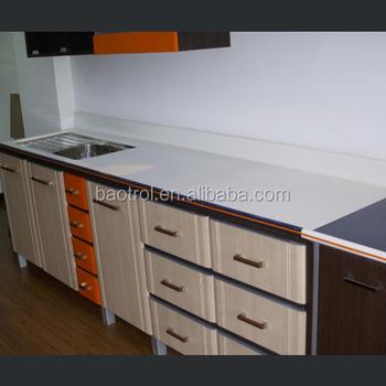 Modern And Simple Kitchen Design Kitchen Artificial Granite Countertop Price