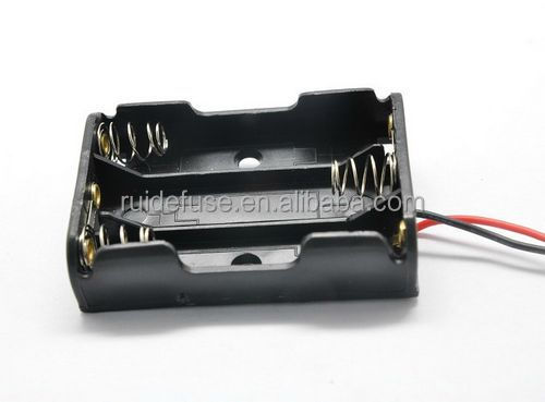 9V Battery Holder with Cover