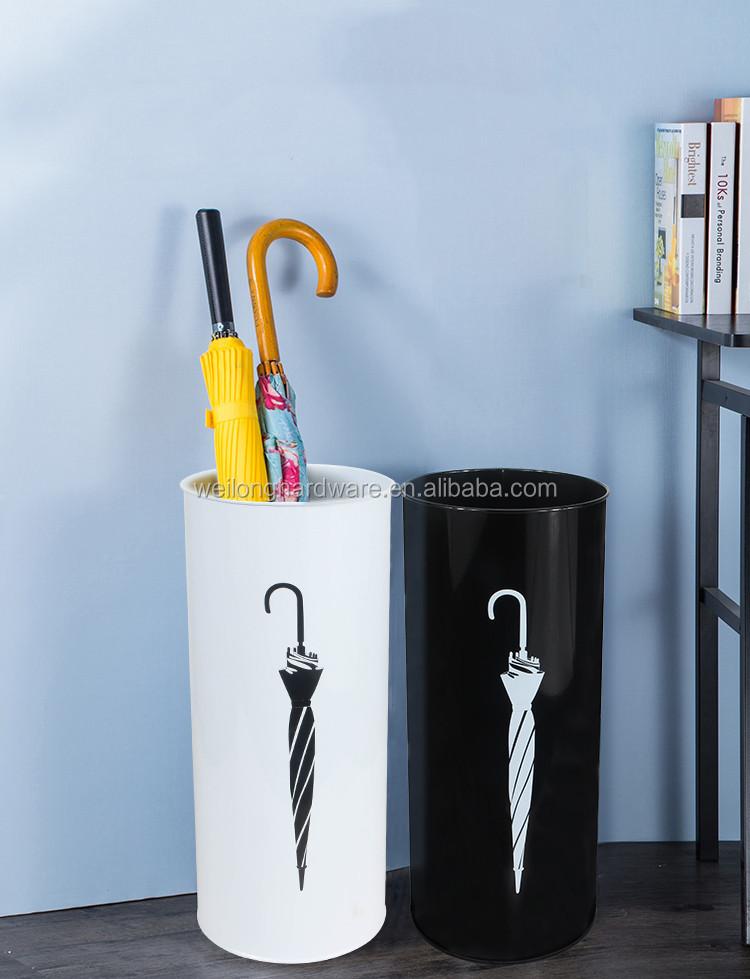 Держатель зонта металлический домашний офисный Декор зонтик Крючки стенд стойки Крытый