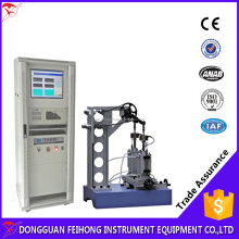 Bicycle crank sprocket combinations of fatigue testing machine