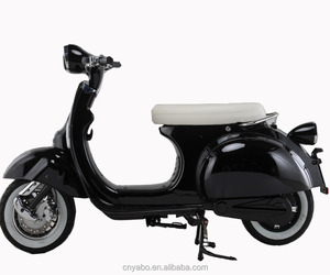 fast speed city road 2000w vespa e scooter vintage electric moped e motorbike