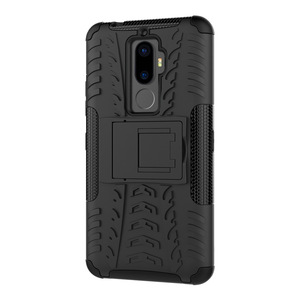 official photos 893dd 13560 armoured heavy duty case for Lenovo K8 note tyre pattern phone case