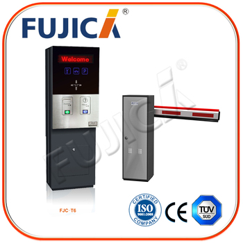 Pay To Park Vehicle Parking System With Bar Toll - Buy Pay To Park,Auto  Parking,Parking Ticket Kiosk Product on Alibaba com