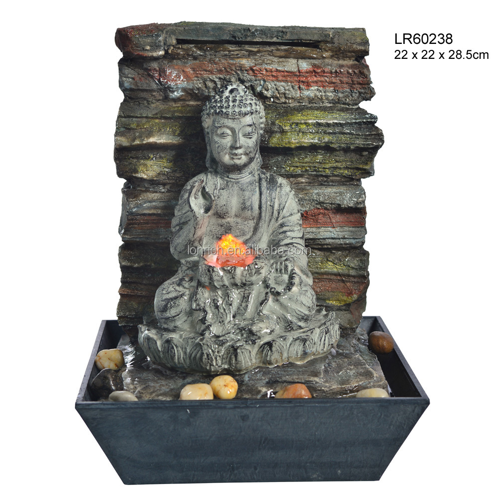Buddha Tabletop Mini Water Fountain Statue Gift   Buy Buddha Water Fountain,Mini  Buddha Statue,Tabletop Fountain Product On Alibaba.com