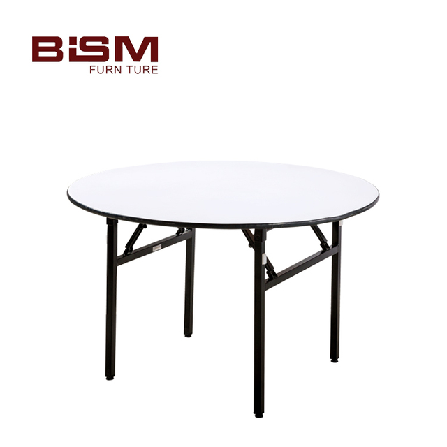 Cheap Price Multi Purpose Banquet Folding Round Table