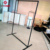 BYT Modern metal hanging store display clothing rack For Showrooms