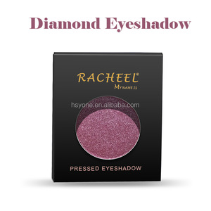 Rainbow Glitter Eye Shadow Powder Diamond Eyeshadow Multi Colors Private Label