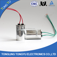 high Air conditioner,AC motor application, starting capacitor