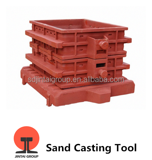 China Gray/ Ductile Iron Sand Mould Machine For Disa Production ...