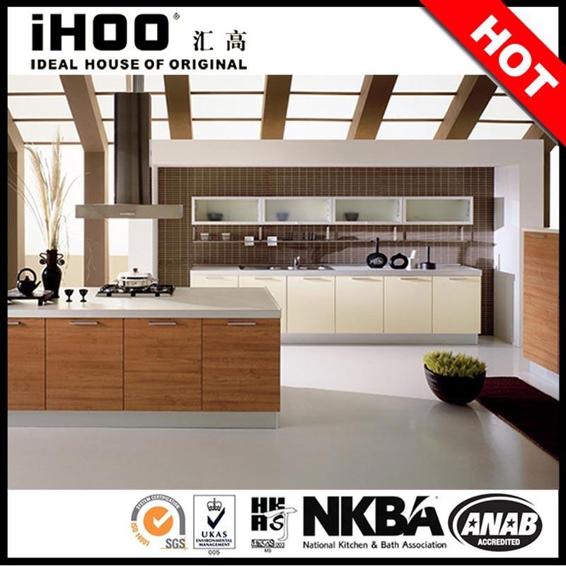 Cocina moderna cocina de diseño italiano para extractor mueble cocina
