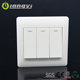 New Style Three Gang One Way Electrical Brand Switch Wholesale