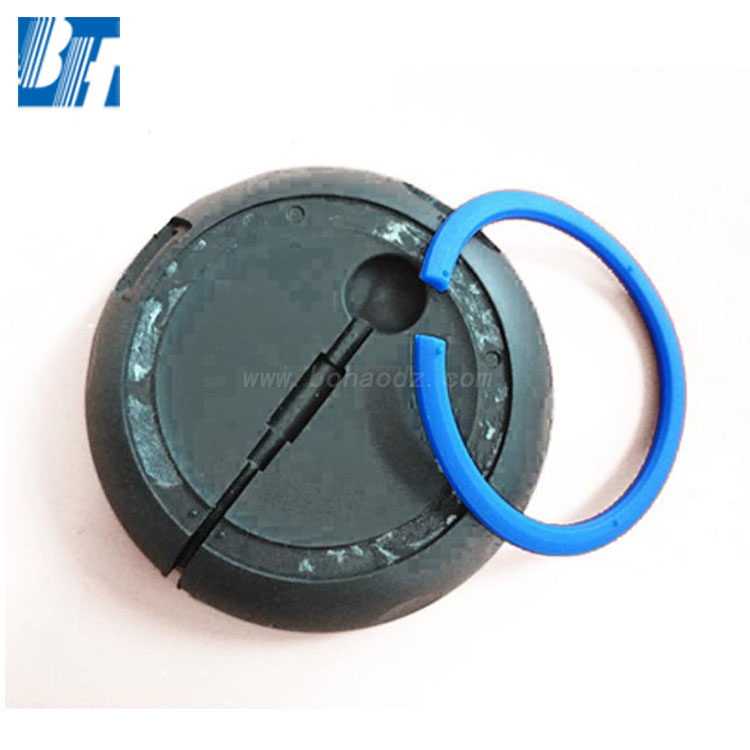 Custom Food Grade Diecut Or C Shape Molded Round Flat Silicone Rubber Seal Gasket